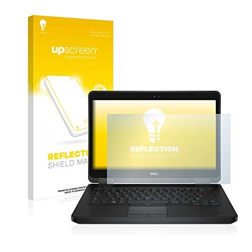 upscreen Entspiegelungs-Schutzfolie kompatibel mit Dell Latitude 14 E5440 Non-Touch – Anti-Reflex Bildschirmschutz-Folie Matt
