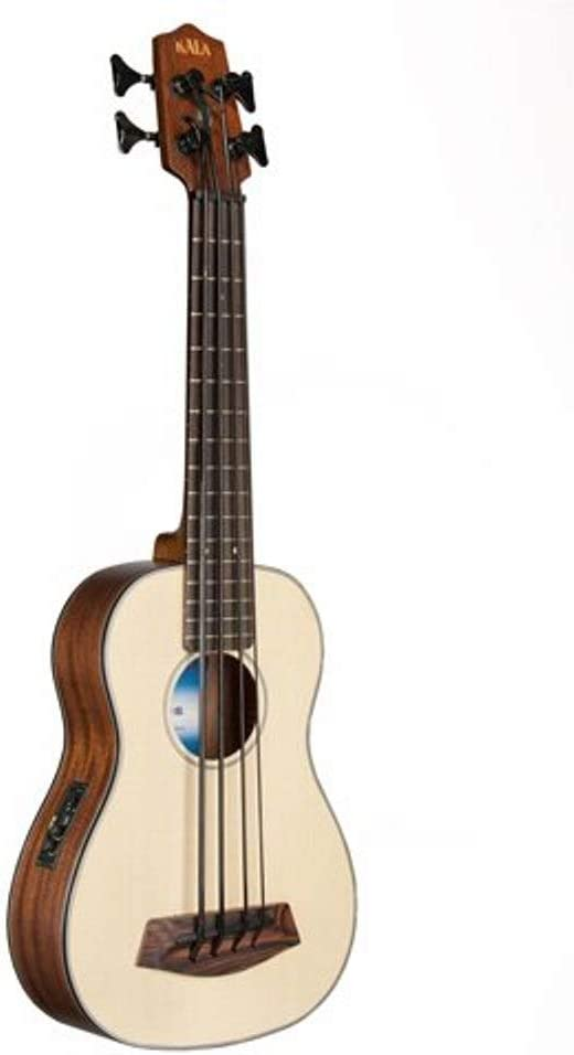 Kala U-Bass Cheap mail 67% OFF of fixed price order shopping Spruce Top Fretted