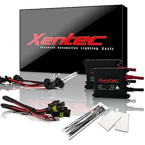 Xentec H1 6000K HID Xenon Bulb Bundle