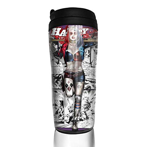 41No-4Hq5xL Harley Quinn Travel Mugs
