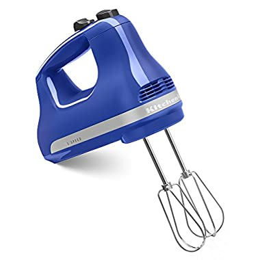 KitchenAid KHM512TB Hand Mixer, Twilight, 1