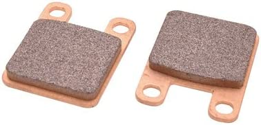 Galfer National uniform free shipping Front Left Brake Pads Popular product - Band H Suzuki Double Sintered for