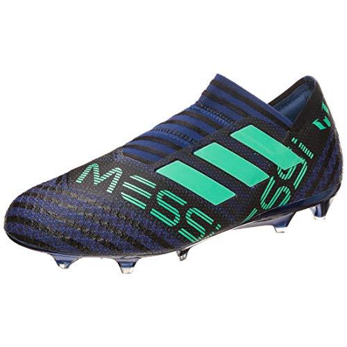 adidas mens nemeziz fg green and blue