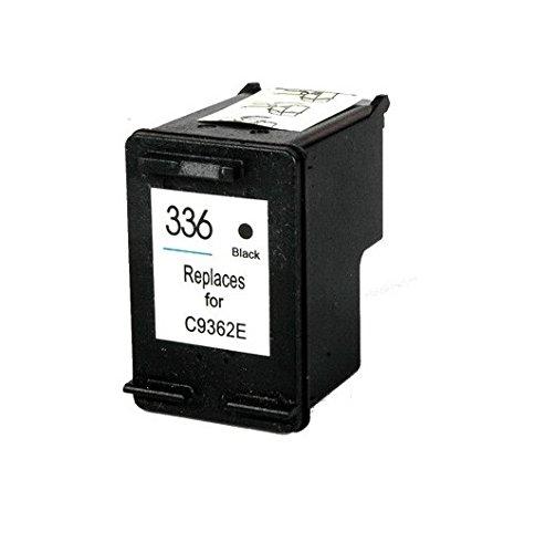 Cartucho Tinta Compatible para HP 336 XL / C9362EE Negro 18ml T85