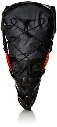 Ortlieb Unisex Seat-pack Satteltasche Bikepacking, Grau, Einheitsgröße
