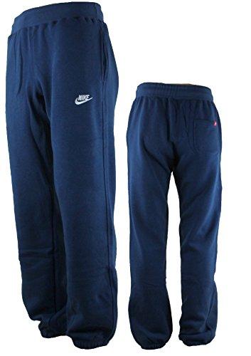 Nike - Pantalón deportivo - para hombre gris Grey / Maroon Medium