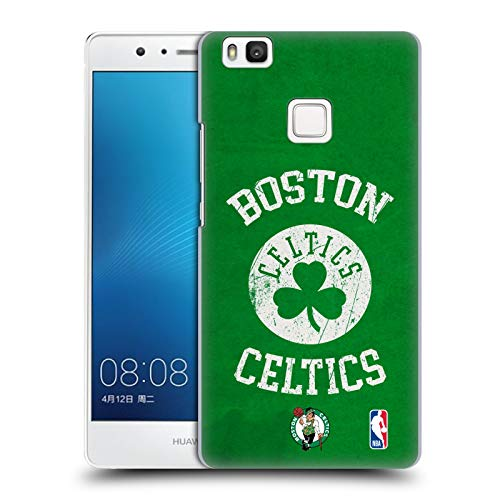 Official NBA Distressed Look 2019/20 Boston Celtics Hard Back Case Compatible for Huawei P9 Lite / G9 Lite
