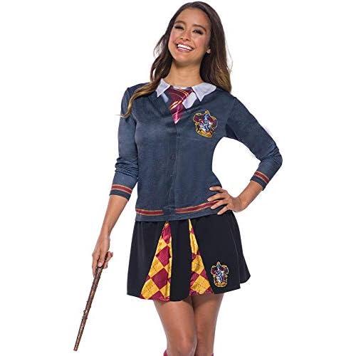 Rubie's Gonna Gryffindor Grifondoro Adulto (39041)