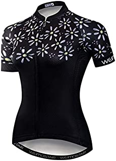 BEESCLOVER Cycling Jersey Women Summer Pro Team Bike Clothing Short Sleeve Bicycle Jersey Shirt Cycle Wear Maillot Ciclismo