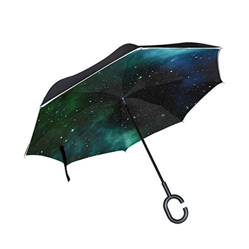 Learn More About Double Inverted Umbrella Car Inverted Umbrella Reverse Folding Travel Umbrella Supe...