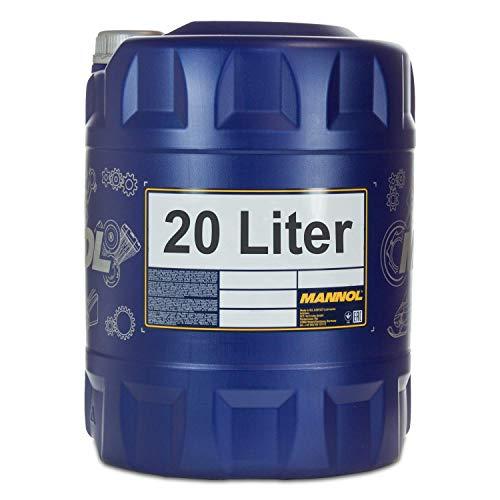 MANNOL Energy Formula PD 5W-40 API SN/SM/CF Motorenöl, 20 Liter
