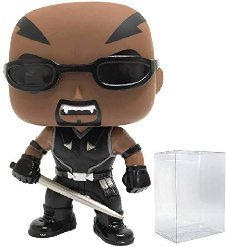 Marvel: Blade The Vampire Hunter (PX Previews Exclusive) Funko Pop! Figura de Vinilo (Incluye Funda Protectora Compatible con Pop Box)