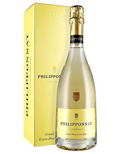 Champagne AOC Grand Blanc Extra Brut Philipponnat 2009 0,75 L Astucciato