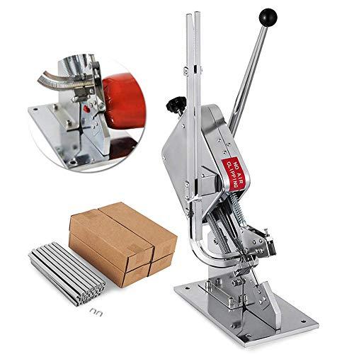 TSQ Kommerzielle Wurstschneidemaschine, hohe Qualität, einfache Bedienung, vielseitig, einstellbar, elastisch, Nicht leicht zu rosten, geeignet für die Verarbeitung ab Werk