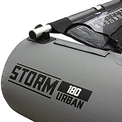 Storm 180 Urban Belly Boot