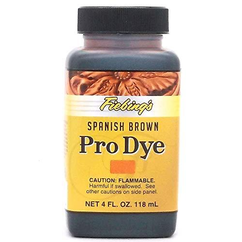 Fiebing's Pro Dye 118ml Spanish Brown