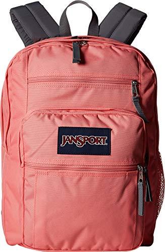 Jansport Big Student Strawberry Pink