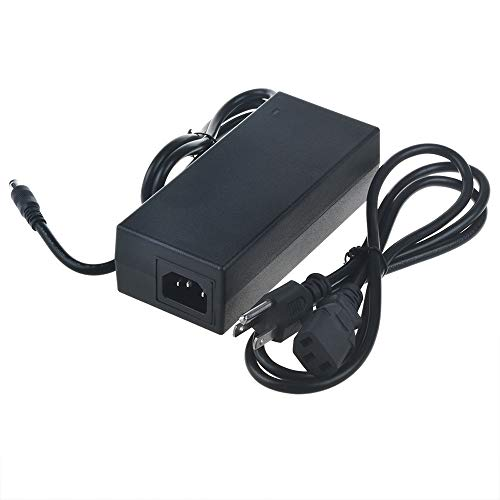 SLLEA AC/DC Adapter for AAXA Technologies M6 MP-600-01 MP60001 MP-500-01 MP50001 M5 Mini Portable Business Full HD Micro LED Projector Power Supply Cord Battery Charger Mains PSU