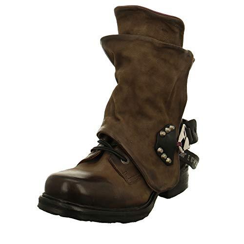 A.S.98 Damen Stiefeletten Markanter Boot 259261-0101-0010 braun 746578
