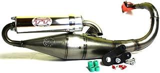 Levier de frein STAGE6/CNC r/églable gauche Chrom/é pour Yamaha Aerox//MBK Nitro