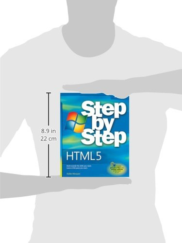 HTML5 Step by Step (Step by Step Developer)