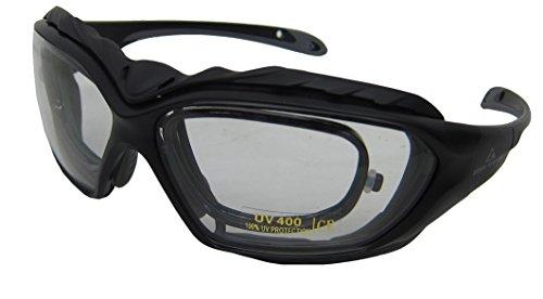 ZERO VISION ゼロビジョン ZV-500 2WAYタクティカルゴーグル 5レンズサングラス 眼鏡対応プレスクリプション付