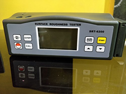 SRT-6200 Digital Portable Surface Roughness Tester Meter Ra Rz