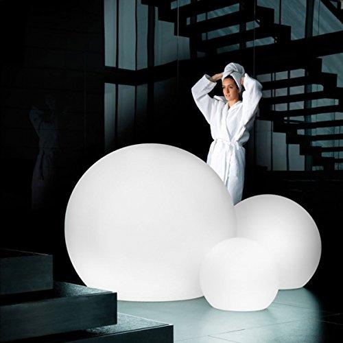 Boule lumineuse led-Sphère cm 110 RGB rechargeable