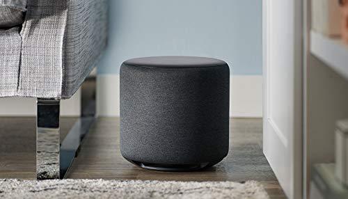 Echo Sub, un potente subwoofer para los dispositivos Echo – requiere un dispositivo Echo y un servicio de música en streaming compatibles