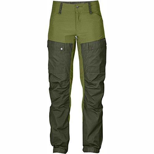 FJÄLLRÄVEN Keb Trousers Hose, Damen 4XL grün (Olive)