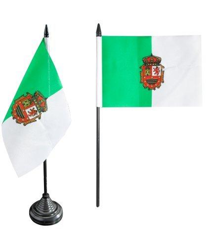 Digni® Drapeau de table Espagne Fuerteventura, mini drapeau - 10 x 15 cm