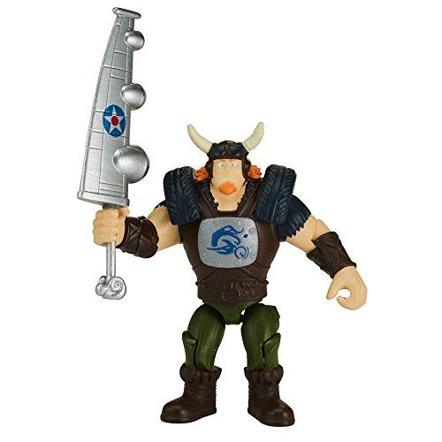 Zak Storm Figura Crogar (Bandai 41536)