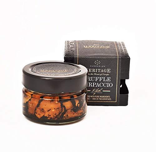 Carpaccio De Trufa Negra 60g – Calidad Premium – Delicadeza Gourmet
