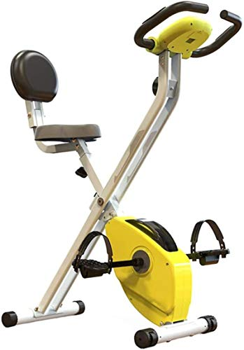 Bicicleta Estática 8 Niveles De Resistencia Magnética Equipo Deportivo Ideal Cardio Trainer mwsoz