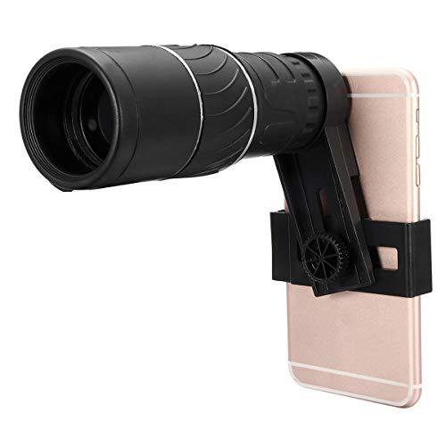 Wangyueha HD 16x52 Dual Focus monoculare Macchina Fotografica del telescopio + Telefono Clip + treppiede for Smartphone Strumento telescopio