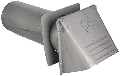 Builders Best 010889 Galvanized Dryer Vent Hood