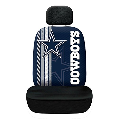 Fremont Die NFL Dallas Cowboys Rally Seat Cover, Universal Fit, Universal Fit, Team Colors
