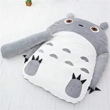 My Neighbor Totoro Toothless Tatami Mattress Lazy Sofa Bed Suitable for Children Lovely Creative Dormitory Mattress Foldab...