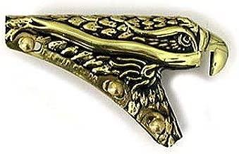 Liberty Artworks Federal Brass Stamped Helmet Eagle - Federal Brass Stamped Helmet Eagle