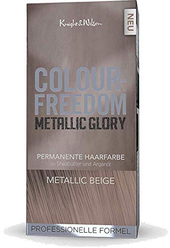Colour Freedom Metallic Glory Metallic Beige