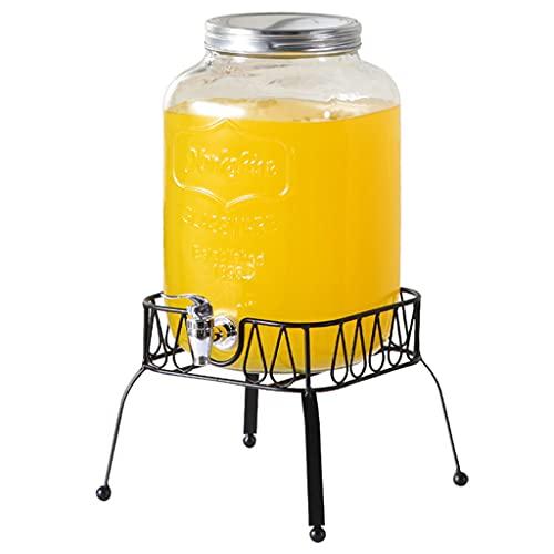 LWF Barriles De Vino Cristal con Toque Dispensador De Bebidas Alta Capacidad...