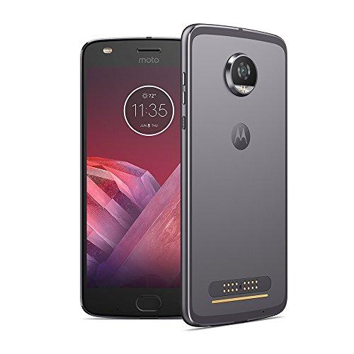 Motorola Moto Z2 Play Smartphone, 64 GB,...