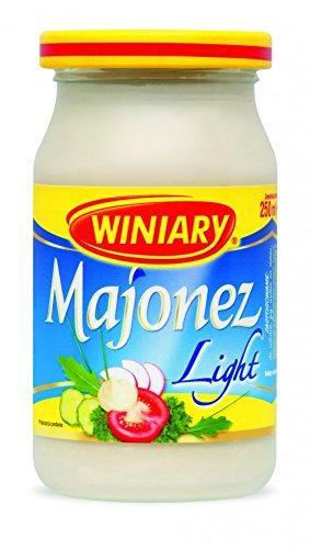 WINIARY MAJONEZ 250 ML // Mayonnaise Light 250ml