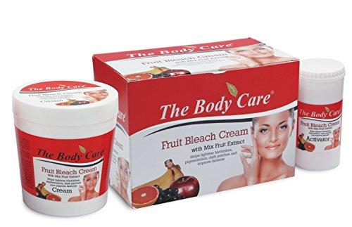 The Body Care Fruit Bleach Cream 260g