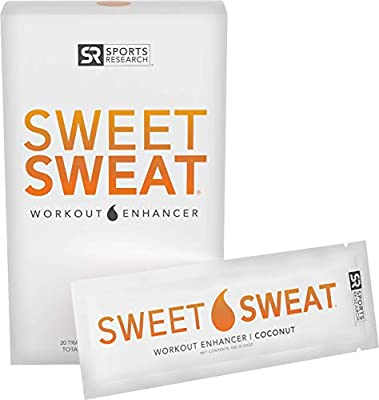 Sweet Sweat 'Workout Enhancer' Gel Packets - 10.5oz (20 Travel Packets)