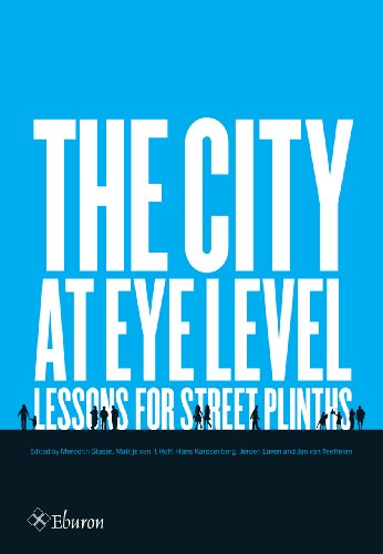 Image of The City at Eye Level: Lessons for Street Plinths