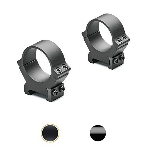 Leupold Quick Release (QR) Weaver-Style Scope Rings, Matte Black, 30mm/Medium (174084)