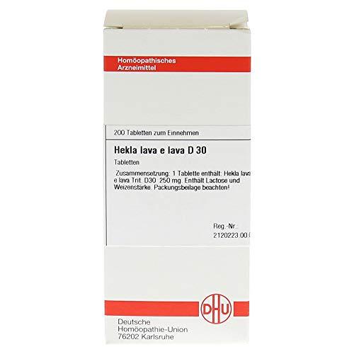 Hekla Lava e Lava D 30 Tabletten, 200 St
