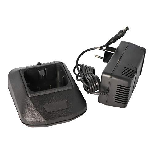 AccuCell Neu Schnell-Ladegerät passend für Hetronic Mini Akku 68300900, 68300940 68300990, 68300600, FBH300, 114015-E
