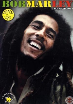 Bob Marley. Calendario 2011